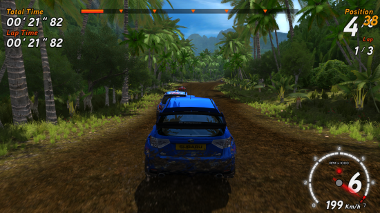 TUTORIAL: SEGA RALLY 3 ARCADE – Get it running on YOUR WINDOWS 10 PC